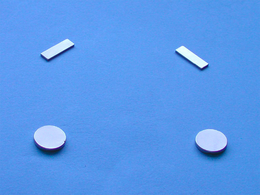 rare earth magnetic fasteners