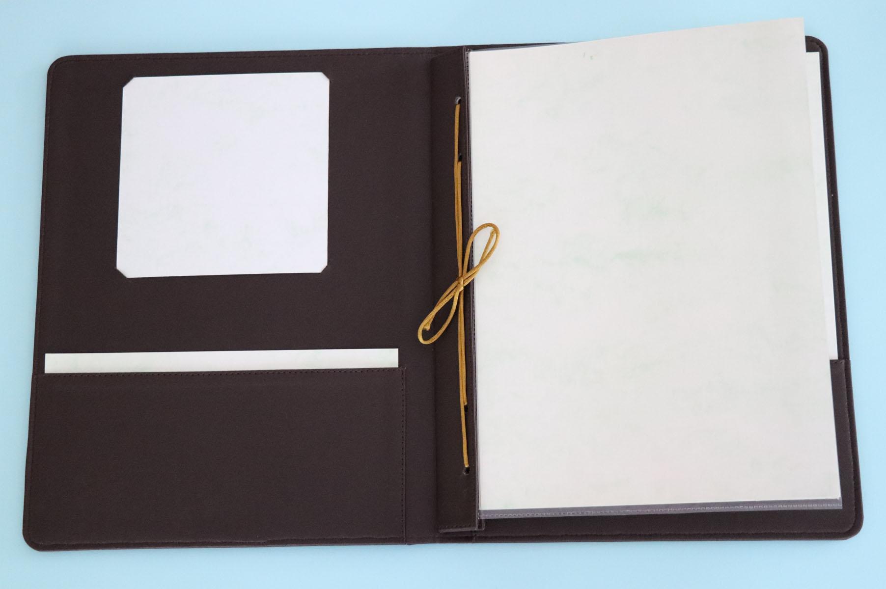 Room folder