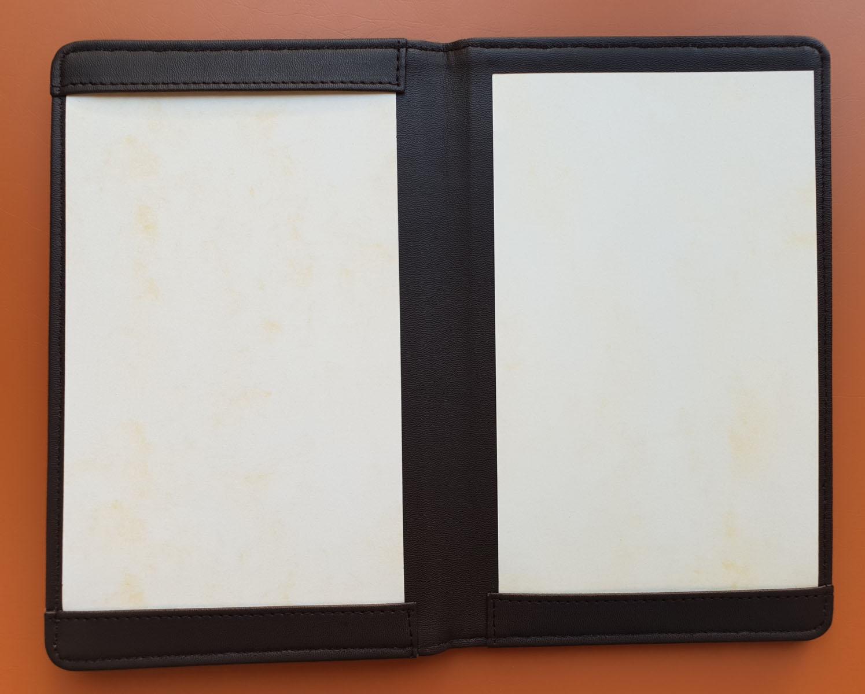 Bill folder