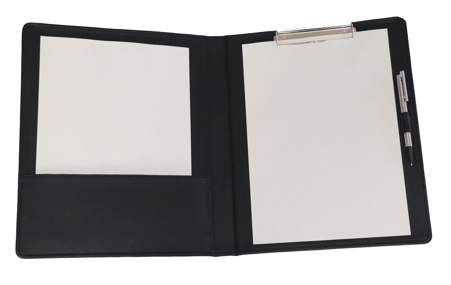 Front desk folder